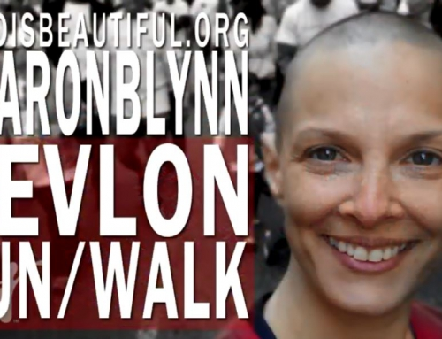 2014 REVLON RUN/WALK LOS ANGELES!!